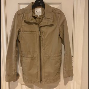 Madewell Fleet Jacket, Size small